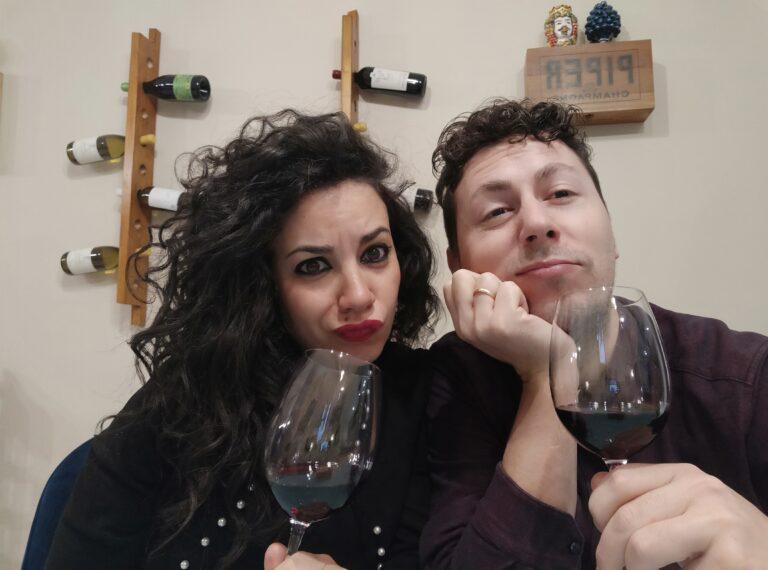 vino rosso san valentino